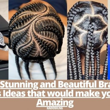 Easy,Stunning and Beautiful Braided hairstyles Ideas that would make you looking Amazing
